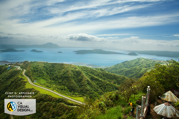 Taal Volcation, Tagaytay, Cavite, Philippines