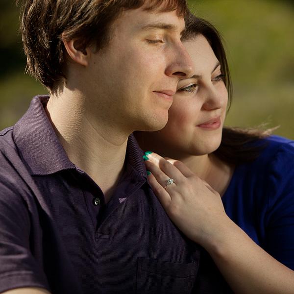 Amanda and Steven