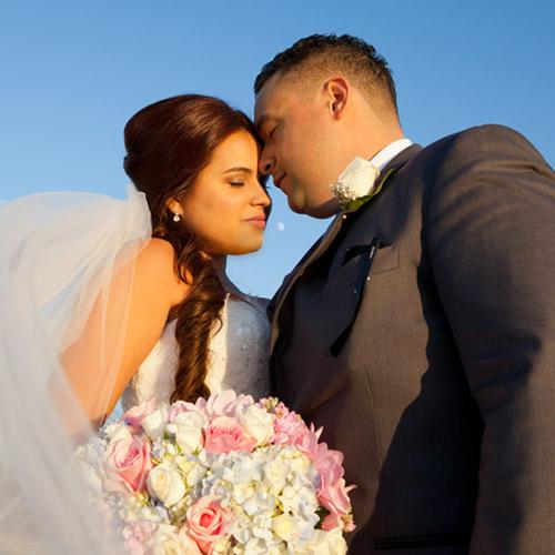Samantha & Justine Wedding Day