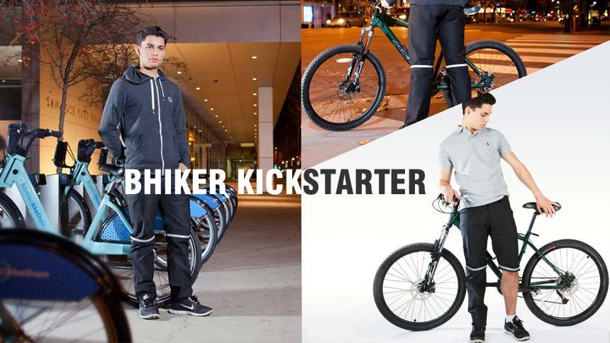BHiker Product KickStarter Video