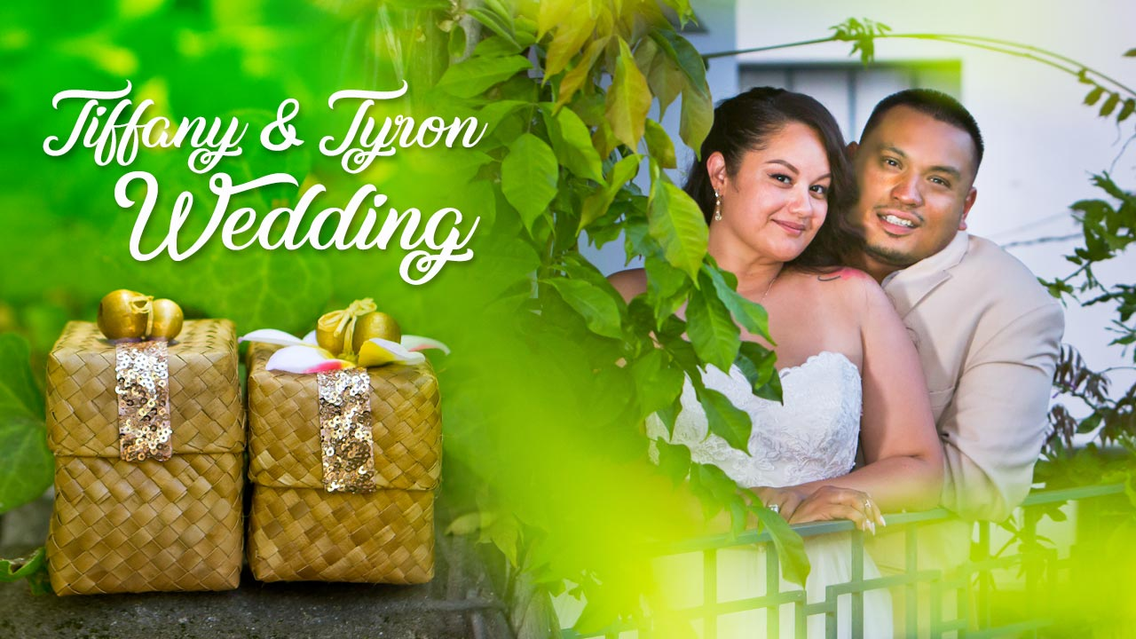Tiffany & Tyron Wedding